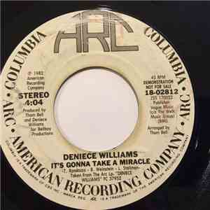 Deniece Williams - It's Gonna Take A Miracle mp3 download