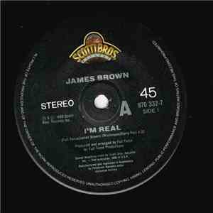 James Brown - I'm Real mp3 download