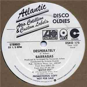 Barrabas - Desperately / Mellow Blow mp3 download