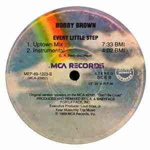 Bobby Brown - Every Little Step mp3 download