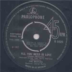 The Beatles - All You Need Is Love mp3 download