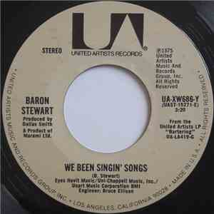 Baron Stewart - We Been Singin' Songs / Time mp3 download