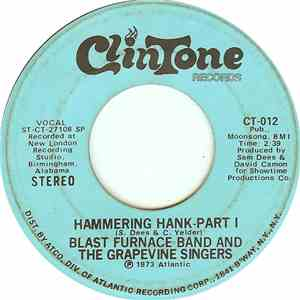 Blast Furnace Band And The Grapevine Singers - Hammering Hank mp3 download