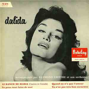 Dalida - Le Ranch De Maria mp3 download