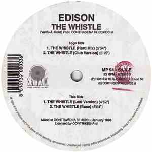 Edison  - The Whistle mp3 download