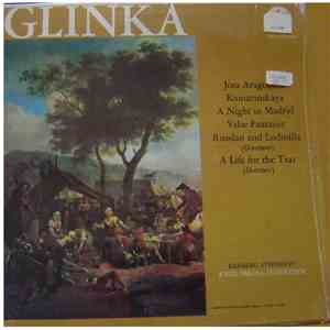 Glinka, Jonel Perlea, Bamberger Symphoniker - Glinka - 6 Popular Works mp3 download