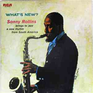 Sonny Rollins - What's New? mp3 download