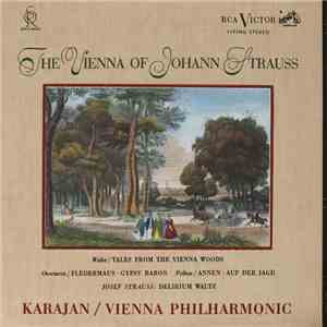 Karajan / Vienna Philharmonic - The Vienna Of Johann Strauss mp3 download