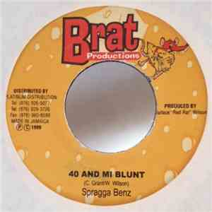 Spragga Benz / Wallace Wilson - 40 And Mi Blunt / Pink Lotion mp3 download
