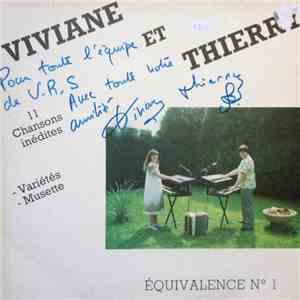 Vivianne Et Thierry - Equivalence N°1 mp3 download