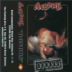 Bleeding  - Donors mp3 download