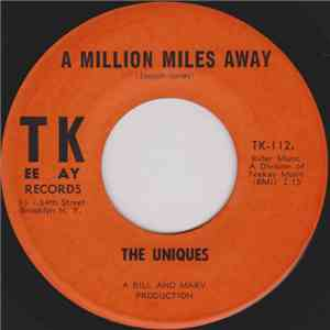 The Uniques  - A Million Miles Away / All At Once mp3 download