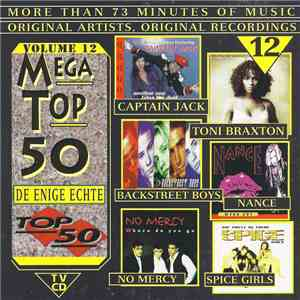 Various - Het Beste Uit De Mega Top 50 Van 1996 Volume 12 December mp3 download
