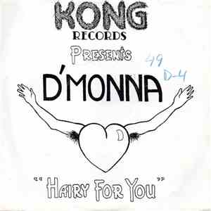 "D'Monna - ""Hairy For You"" mp3 download"