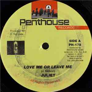 Juliet - Love Me Or Leave Me mp3 download