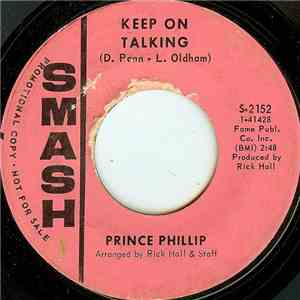 Prince Phillip - Keep On Talking / Love Is A Wonderful Thing mp3 download