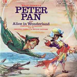 Various - Walt Disney's Peter Pan Also Alice In Wonderland mp3 download