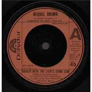 Miquel Brown - Dancing With The Lights Down Low mp3 download