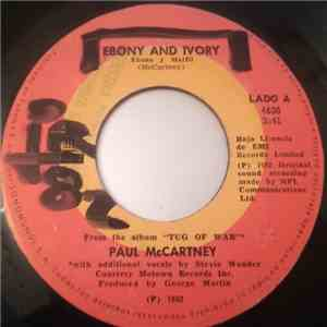 Paul McCartney - Ebony And Ivory mp3 download