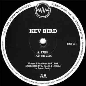 Kev Bird - Kano / Sub Zero mp3 download