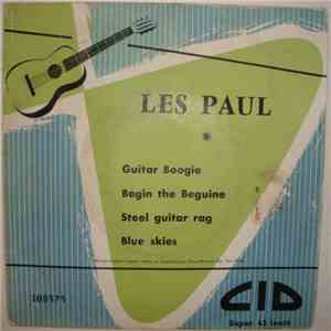 Les Paul - Guitar Boogie mp3 download