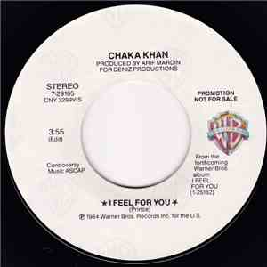Chaka Khan - I Feel For You mp3 download