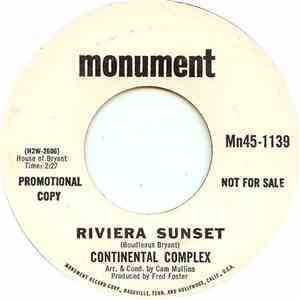 Continental Complex - Riviera Sunset mp3 download