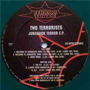 Two Terrorists - Jurassick Terror E.P. mp3 download