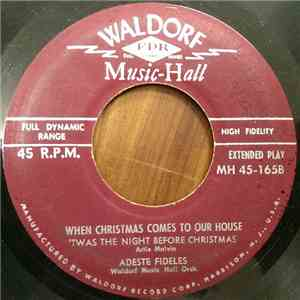 Various - When Christmas Comes To Our House mp3 download