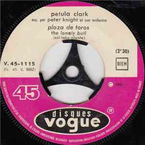 Petula Clark - Plaza De Toros mp3 download