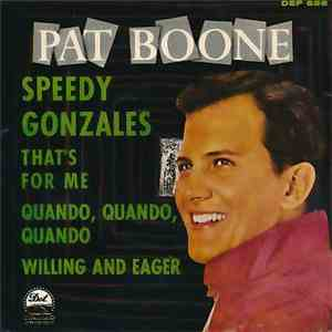 Pat Boone - Speedy Gonzales mp3 download