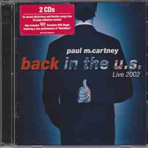 Paul McCartney - Back In The U.S. mp3 download