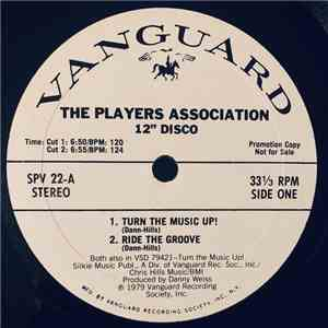 The Players Association - Turn The Music Up! / Ride The Groove / Everybody Dance mp3 download