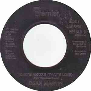 Dean Martin - That's Amour (That's Love) mp3 download