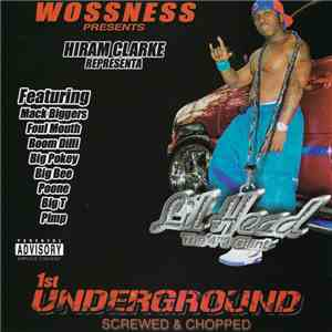 "Lil Head The 4"" 3 Giant - 1st Underground Screwed & Chopped mp3 download"