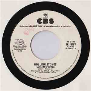 Rolling Stones / Eighth Wonder - Harlem Shuffle / Stay With Me mp3 download