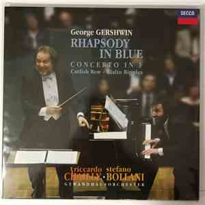 Stefano Bollani, Riccardo Chailly, George Gershwin - Rhapsody In Blue - Concerto in F - Catfish Row - Rialto Ripples mp3 download