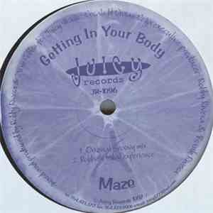 Maze - Getting In Your Body mp3 download