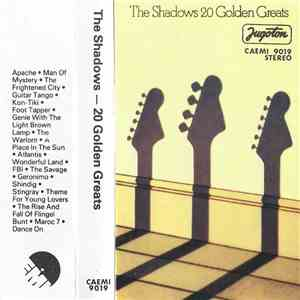 The Shadows - 20 Golden Greats mp3 download