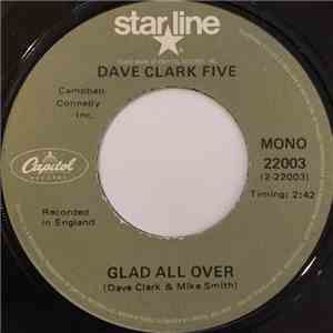The Dave Clark Five - Bits And Pieces / Glad All Over mp3 download