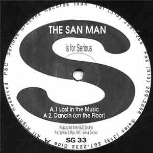 The San Man - Lost In The Music / Tribal Dance mp3 download