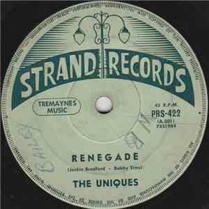 The Uniques  - Renegade / Malaguena mp3 download