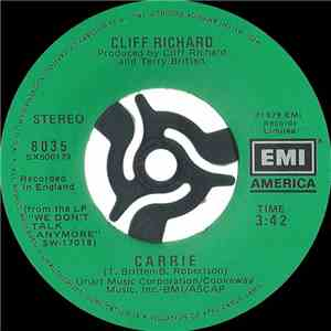 Cliff Richard - Carrie mp3 download