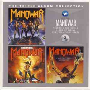 Manowar - The Triple Album Collection mp3 download
