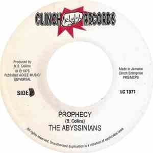 The Abyssinians - Prophecy mp3 download