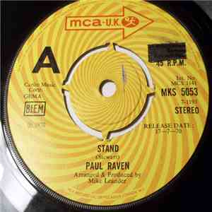 Paul Raven  - Stand mp3 download