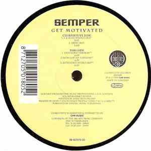 Semper - Get Motivated mp3 download