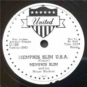 Memphis Slim And The House Rockers - Memphis Slim, U.S.A. / Blues All Around My Head mp3 download