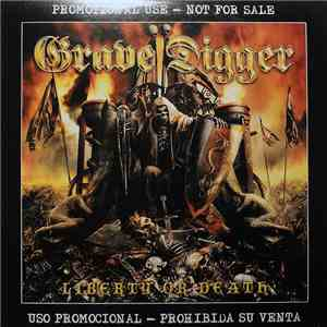 Grave Digger  - Liberty Or Death mp3 download
