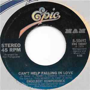 Engelbert Humperdinck - Can't Help Falling In Love / You Know Me mp3 download